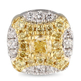 6F067294AUERYD 18KT Yellow Diamond Earring