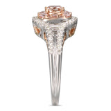 6F605058AQLRPD 18KT Pink Diamond Ring