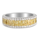 6F606748AULRYD 18KT Yellow Diamond Ring