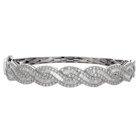 6FL033496AWBAD0 18KT  Bangle