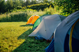 Life's Benefits of Tent Living