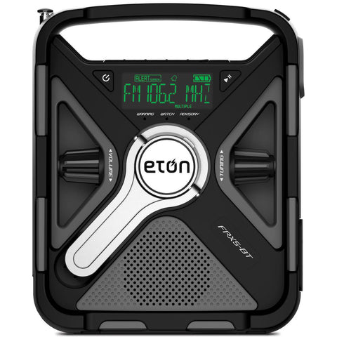 Bluetooth Weather Alert Radio