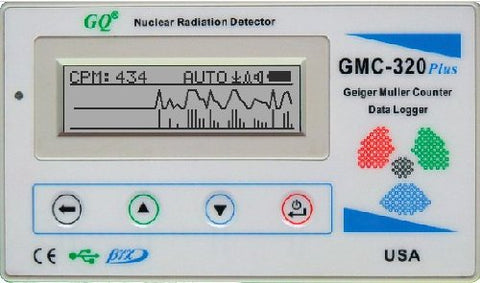 Nuclear Radiation Data Detector