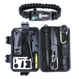 11-in-1 Survival Tool Kit