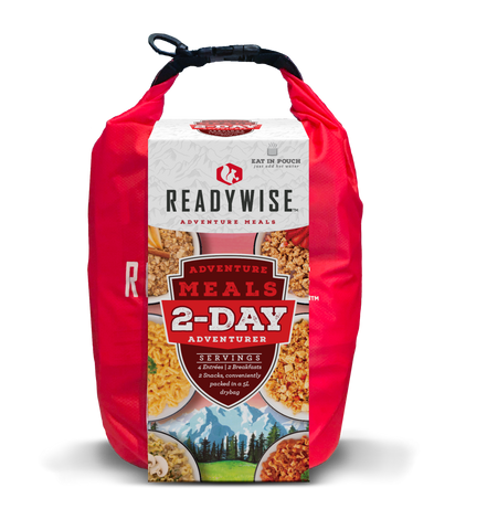 ReadyWise 2 Day Adventure Bag