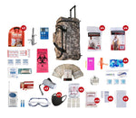 4 Person Deluxe Survival Kit