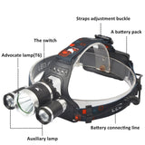 4-Mode LED Headlamp
