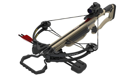 Terrain Crossbow