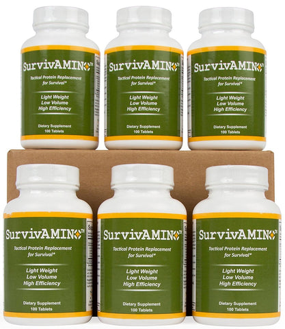 Survival Food Tablets