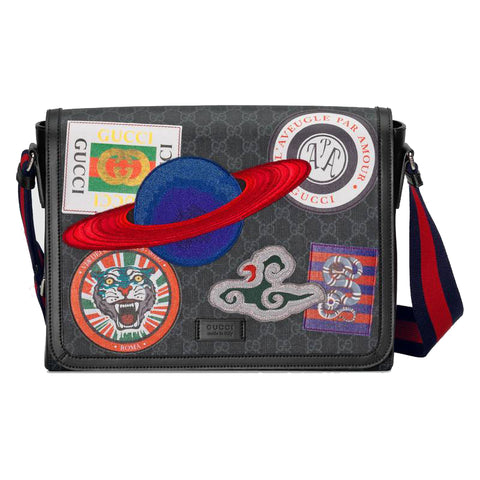 Gucci Supreme Flap Messenger