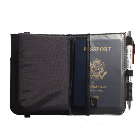 NIJ IIIA Passport Wallet