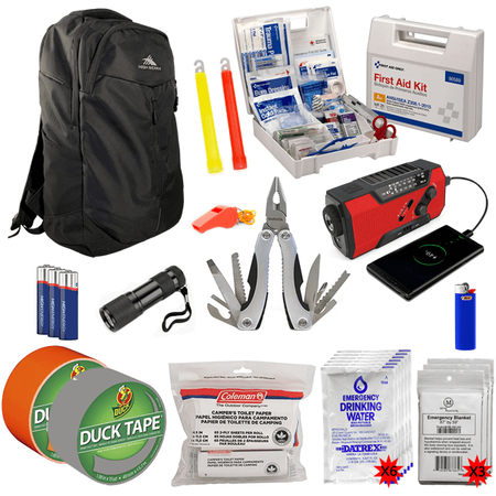 Bullet Proof School Safety & Survival Pack