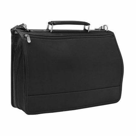 Leather Expandable Briefcase