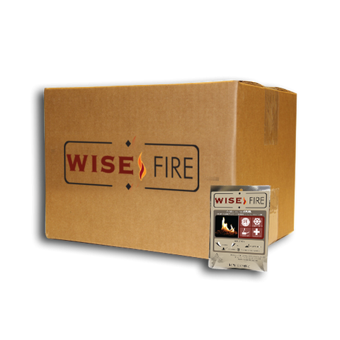 Wise Fire - Boxed Individual Pouches