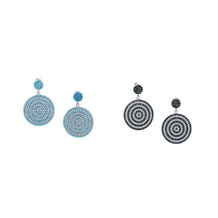 Marquesa Disc Earrings
