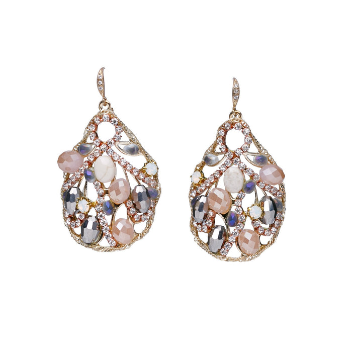 Perles Drop Earrings