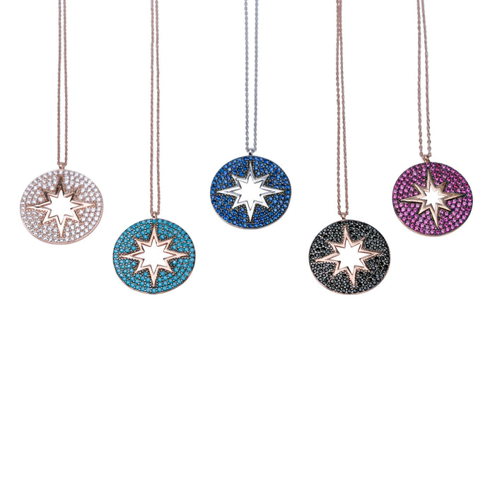 Starburst Necklace
