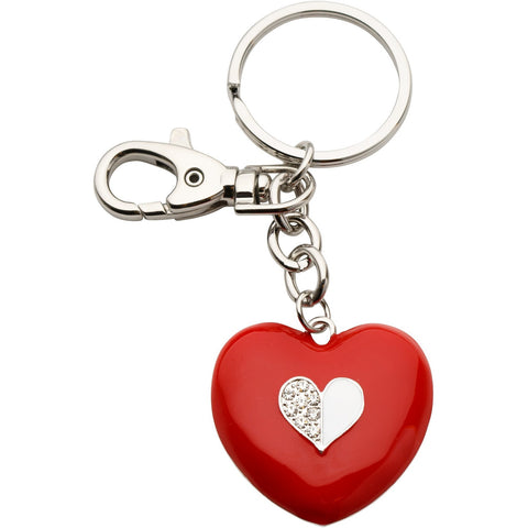 Étoile Lovely Red Heart Key Chain