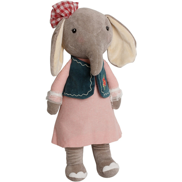 "Étoile ""Ella"" Elephant Stuffed Animal"
