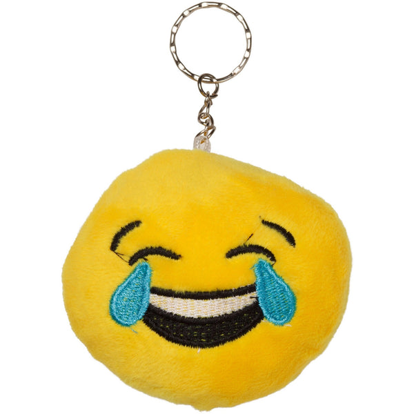 Étoile LOL Emoji Plush Key Chain