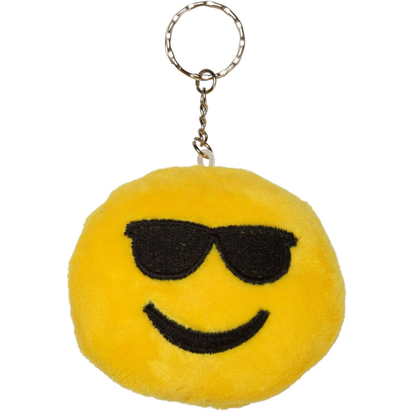 Étoile Cool Plush Emoji Key Chain
