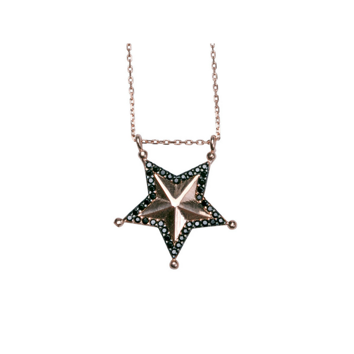 Shining Star Pendant Necklace