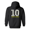 Asleep in the Bread Aisle 10 Year Anniversary Hoodie