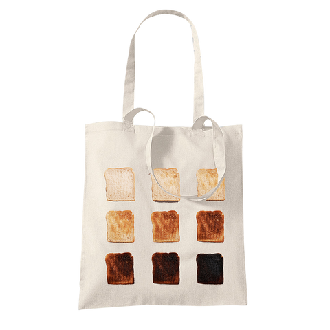 Asleep in the Bread Aisle 10 Year Anniversary Tote Bag