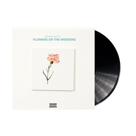 Flowers on the Weekend Vinyl + Digital Album