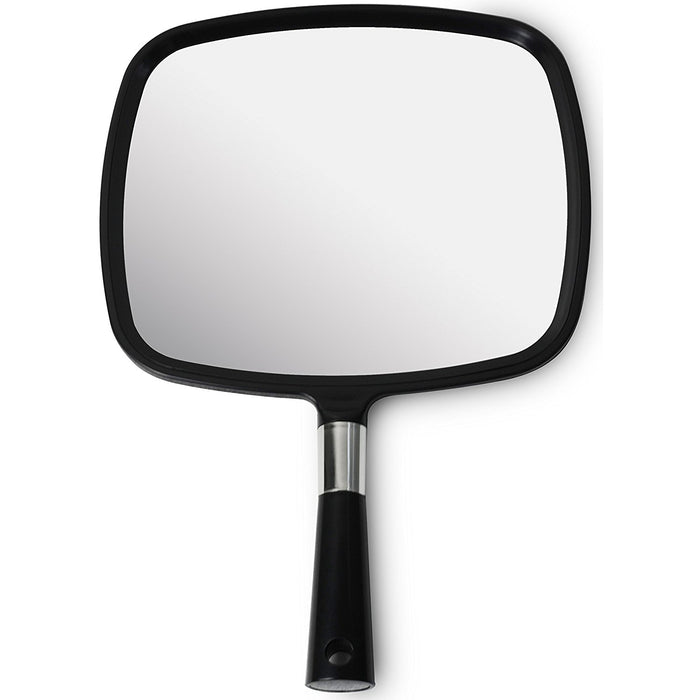 Mirrorvana Large and Comfy Hand Held Mirror