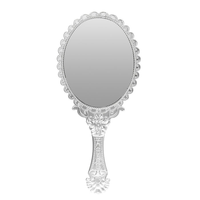 Generic Oval Hand Mirror (SHIPS FROM CHINA)