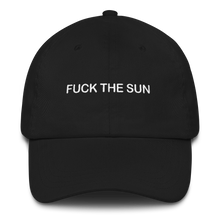 """Fuck the Sun"" Dad hat"