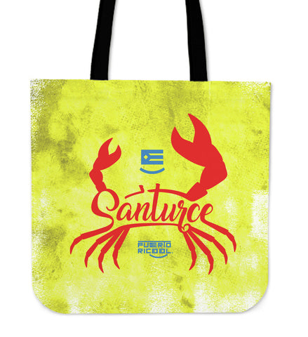 Cangrejo Santurce (Tote Bag)