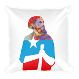Betances (Square Pillow)
