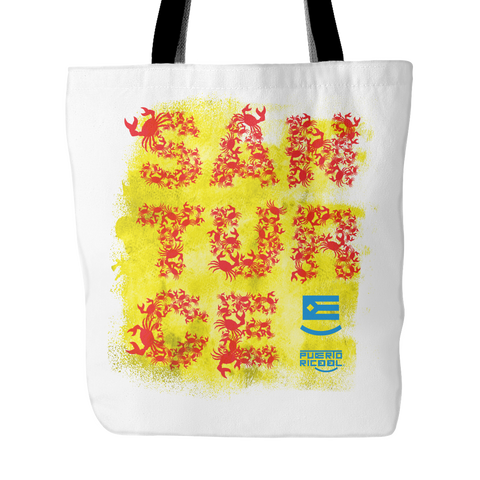 Cangrejos Santurce  (Tote Bag)