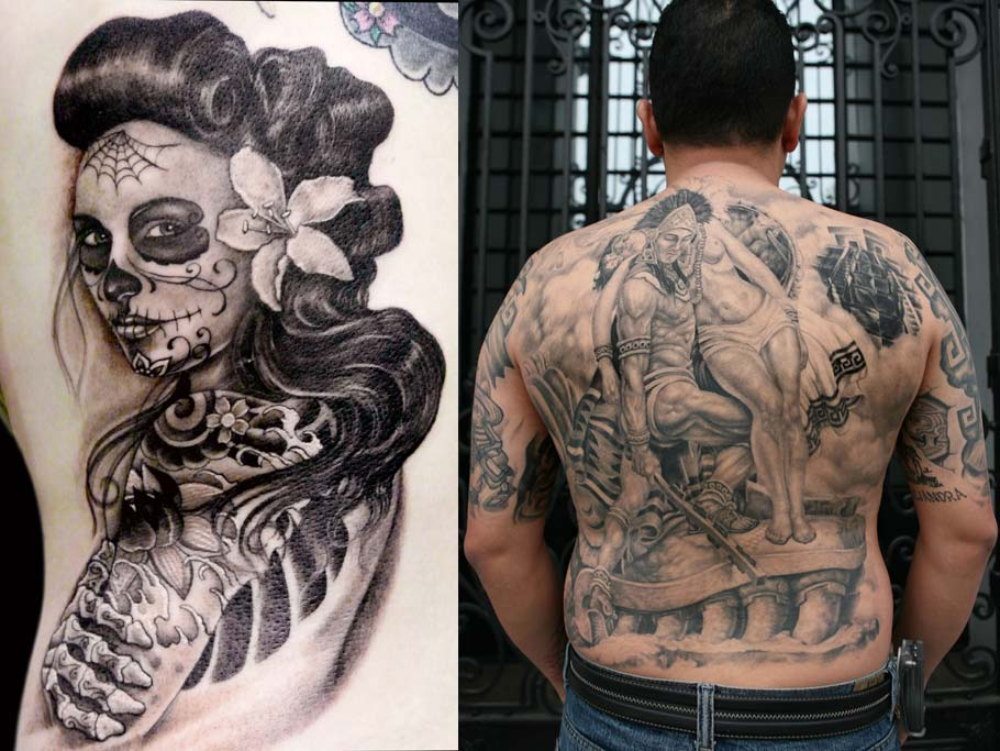 Traditional Black And Grey Tattoo: Black & Grey Tattoo Vol. 1: Traditional Black & Grey