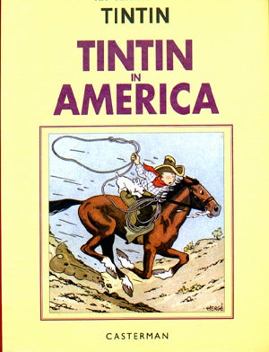 Adventures Of Tintin In America