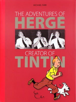 The Adventures Of Herge, Creator Of Tintin