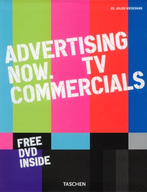 Advertising Now: Tv Commercials (W/Dvd)