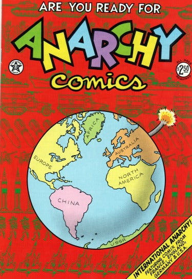 Anarchy Comics #1