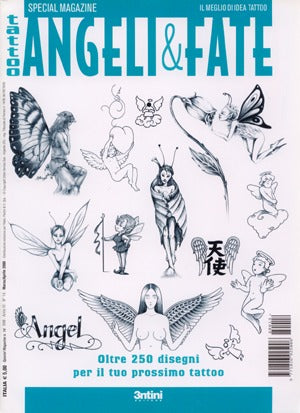 Angeli & Fate (Tattoo Special Magazine)