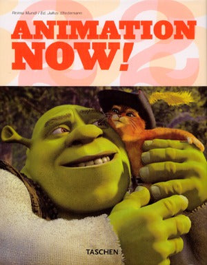 Animation Now! W/Dvd