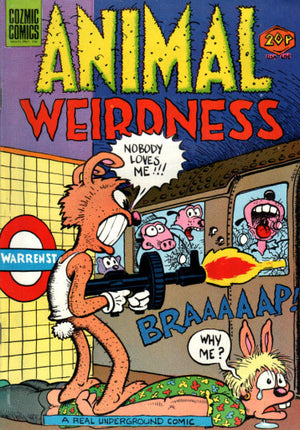 Animal Weirdness #1
