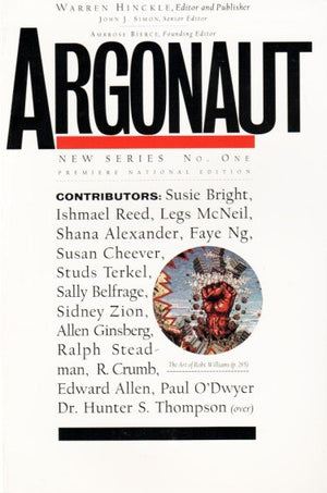Argonaut New Series Number 1