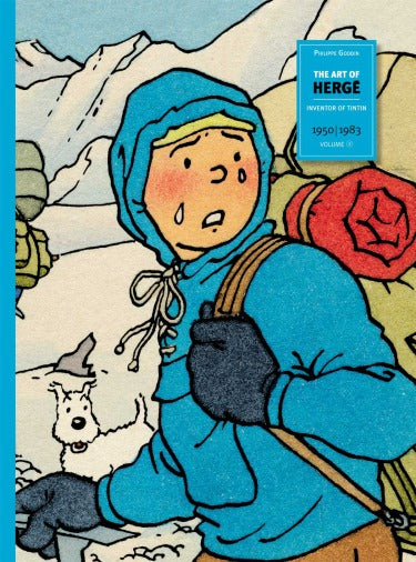The Art Of HergÉ Volume 3: 1950-1983