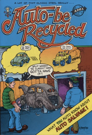 Auto Be Recycled