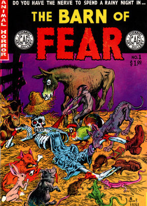 The Barn Of Fear #1