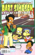 Bart Simpson 10: Boy Of A Thousand Faces