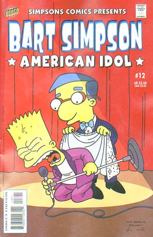 Bart Simpson 12: American Idol
