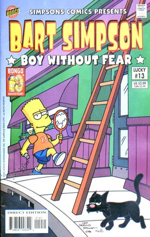 Bart Simpson 13: Boy Without Fear